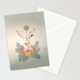 Unlikely Pair Stationery Cards