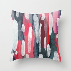 The Space In Between Throw Pillow