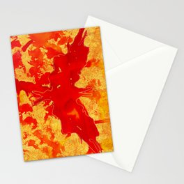 Stain bat Stationery Cards