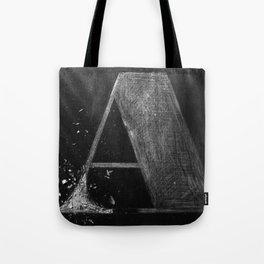 A Wood Tote Bag