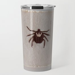 Dog Tick Travel Mug