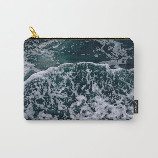 Waves and me Carry-All Pouch