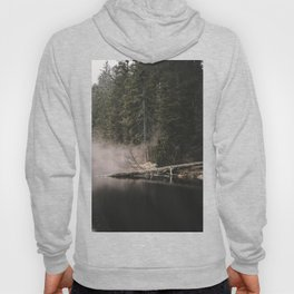In the Fog - Landscape Photography Hoody