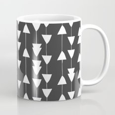 Arrowhead - Black Mug