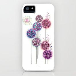 Bosque de Almendros iPhone Case