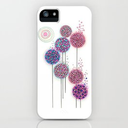 Bosque de Almendros iPhone Case