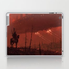 1920 - red dragon Laptop & iPad Skin