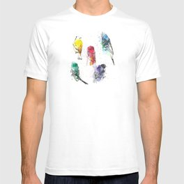 Palette Birds T-shirt