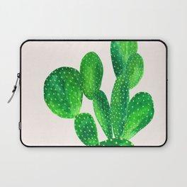 Bunny ears cactus Laptop Sleeve