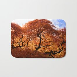 Orange is the Color of Your Energy Bath Mat