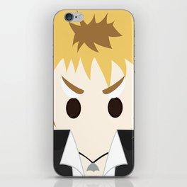 Labyrinth, Jareth, The Goblin King iPhone Skin