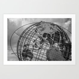 State of the World Art Print