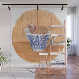 WillowMouse Wall Mural