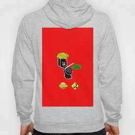 Dump in Toilets with Dirty Suites Hoody