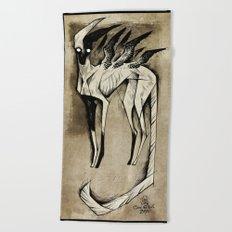 Chimera Beach Towel