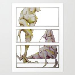 Amorf Art Print