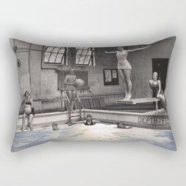 Down to Earth Rectangular Pillow
