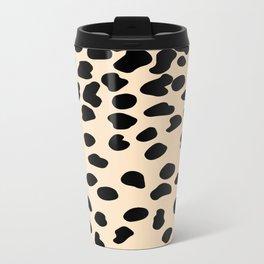 Leopard animal print Travel Mug