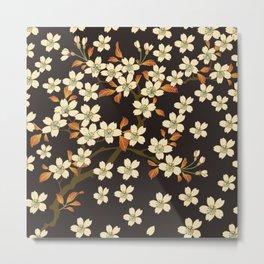 Japanese pattern 69 Metal Print