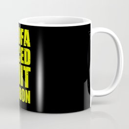 Loofa Faced Shit Gibbon Coffee Mug