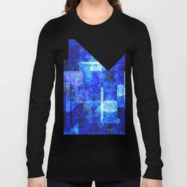 Sapphire Nebulæ Long Sleeve T-shirt