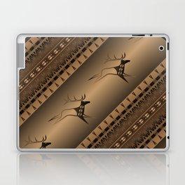 Elk Spirit (Brown) Laptop & iPad Skin