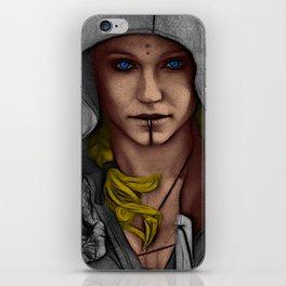 nord princess iPhone Skin