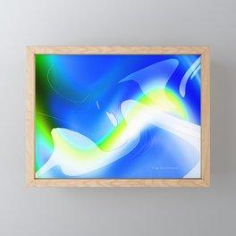 """'70's Lava Lamp"" Photograph Framed Mini Art Print"