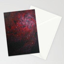 NLK-1689 'Rose Nebula' Stationery Cards