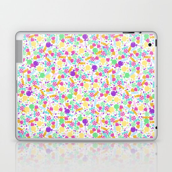 Ditsy Candy Laptop & iPad Skin
