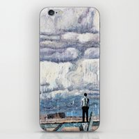 depression iPhone & iPod Skins featuring Depression by Rothko