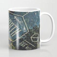 666 miles north Coffee Mug