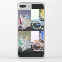 Bicycle Key West Clear iPhone Case