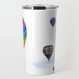 albuquerque sky Travel Mug