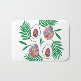 papaya Bath Mat