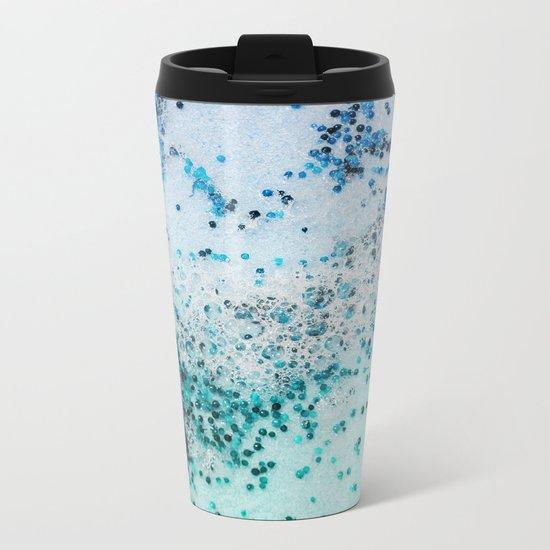 NATURAL SEA ART Metal Travel Mug