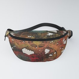 Industrial Rust Fanny Pack