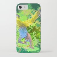 hiphop iPhone & iPod Cases featuring HipHop Forever by Frauste