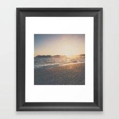 perfect light ...  Framed Art Print