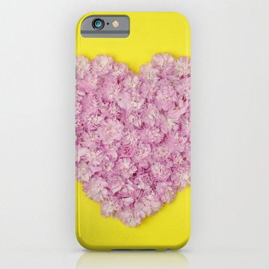My heart belongs to pink iPhone & iPod Case