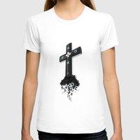 religion T-shirts featuring Game religion by Dmitriy Turovskiy (pushok12)