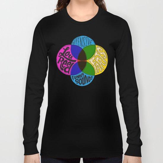 Lou Reed, Farts Long Sleeve T-shirt
