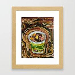 Mild Melanin Framed Art Print