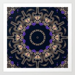 Art Deco. No. 3 Art Print