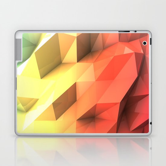 Atmosphere Laptop & iPad Skin