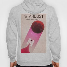 Stardust Mission to Comet Wild 2 Hoody