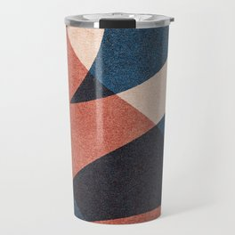 ABSTRACT ALPHABET / Gothic D Travel Mug