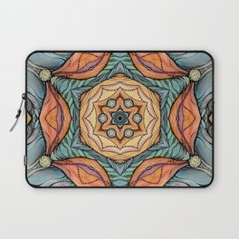 beautiful fantastic flowers Laptop Sleeve