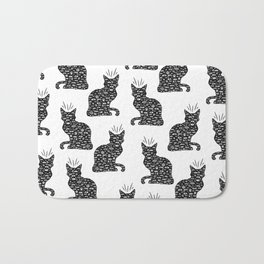 Cat Eyes Bath Mat
