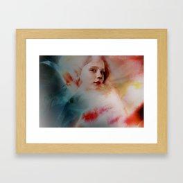 Amilia Dreaming Brighter Framed Art Print